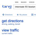 Bing Traffic